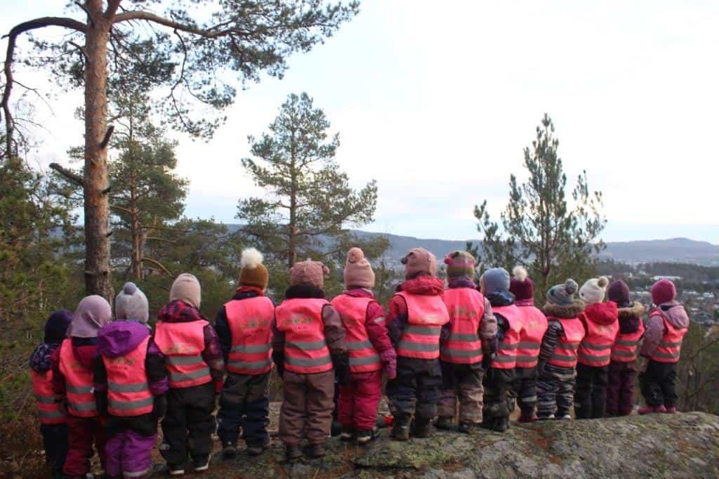 Velkommen til Einaren Barnehage | Gulset i Skien Kommune