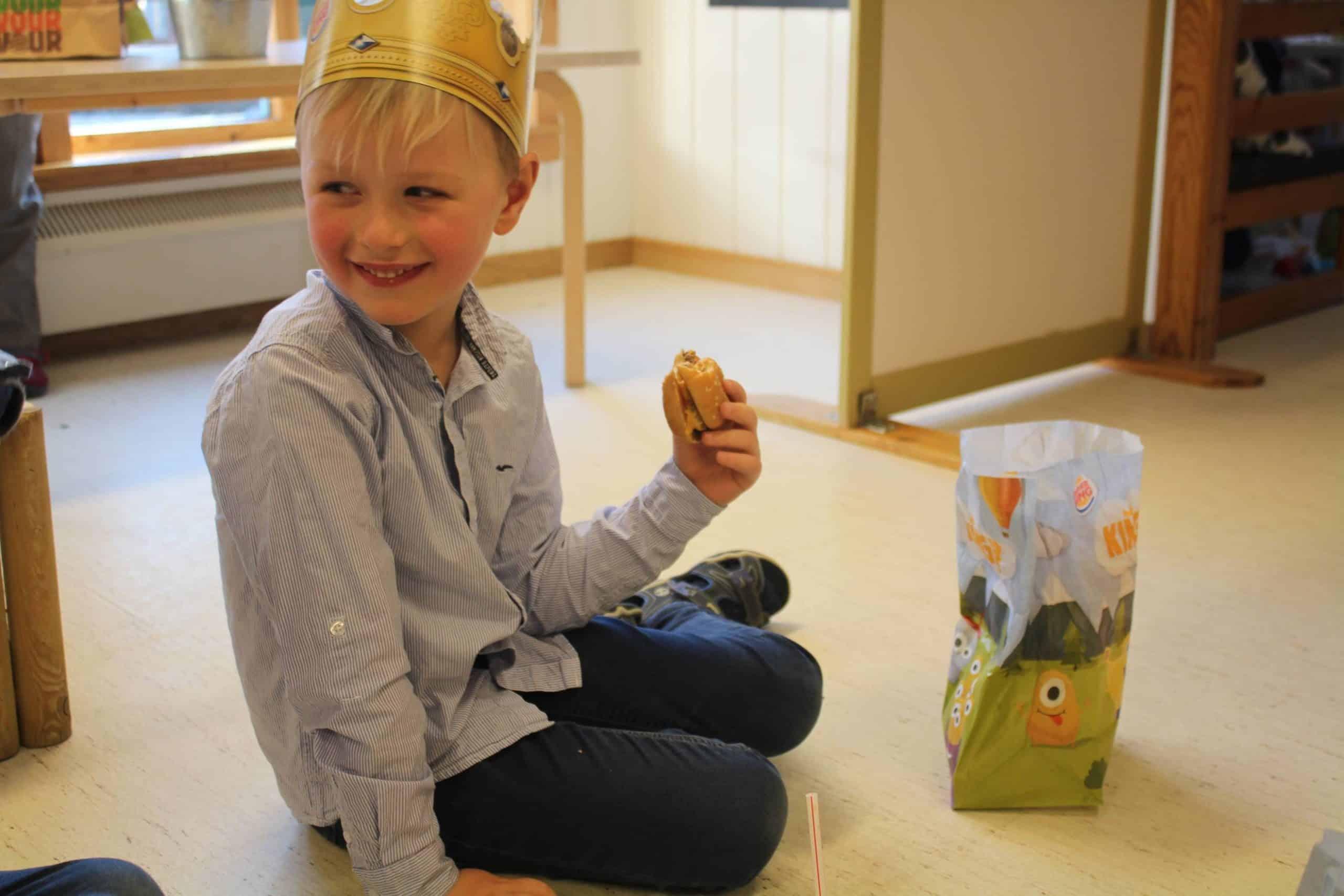 Einaren Barnehage 30 år